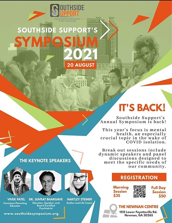 Southside Support Symposium on Mental Health image