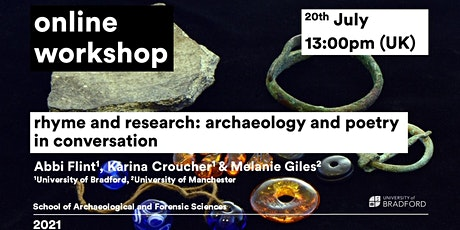 Rhyme and research: archaeology and poetry in conversation tickets
