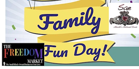 Family Fun Day & Community Back to school Drive tickets