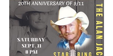 The Alan Jackson Experience Tribute Show tickets