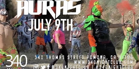 AURAS: A RAVE DANCE EXPERIENCE tickets