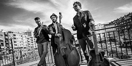 Robindro Nikolic Trio: Indi jazz entradas