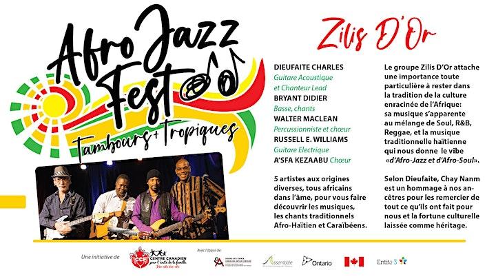 Image de AfroJazz Fest 2021