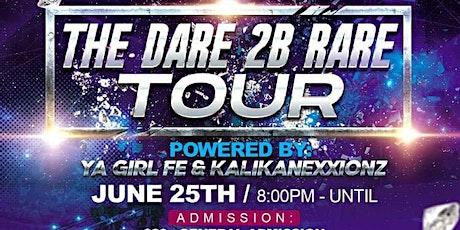 DARE 2B RARE TOUR NY TAKEOVER tickets