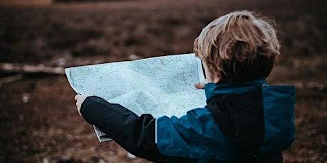 HISTOIRE VIVANTE/LIVING HISTORY: Forest School: les cartes/Maps billets