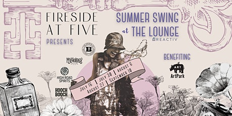 Summer Swing at The Lounge - Mythology Distillery tickets