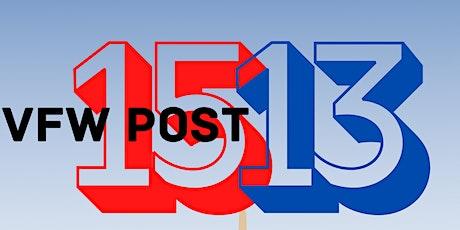 VFW John R Simpson Post 1513 Birthday Celebration tickets