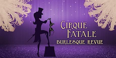 Burlesque University: Back 2 School ReVue! tickets