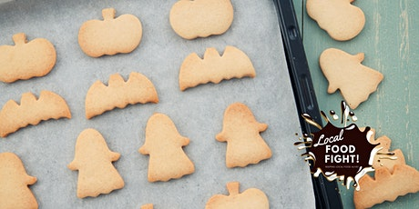 Halloween Cookie Workshop with Local Food Fight tickets
