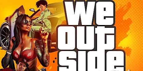 WE OUTSIDE SUNDAYS tickets