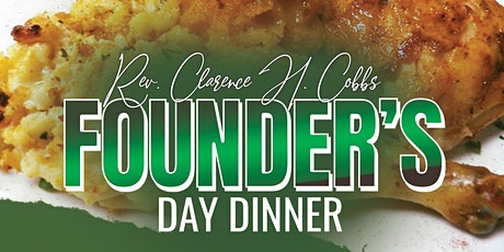 FCD Founder's Day Dinner tickets