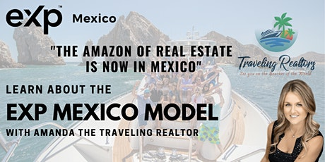 Learn about the Amazon of Real Estate here in Cabo San Lucas tickets