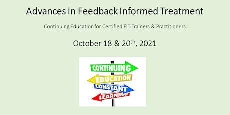 Advances in Feedback Informed Treatment Tickets