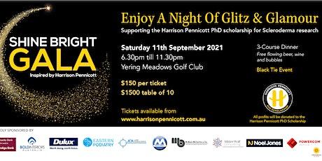 Shine Bright Gala Inspired by Harrison Pennicott tickets