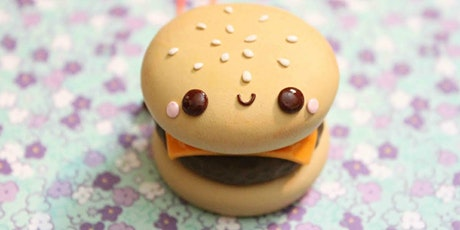 60min Learn to Sculpt: Hamburger @2PM (Ages 4+) Tickets