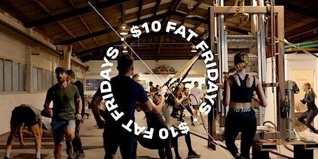 FAT FRIDAYS tickets