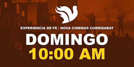 Experiencia de Fe 10:00am Nova Cinemas Sala 2 tickets