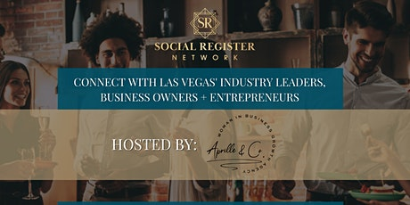 Social Register Network's Business Networking Event tickets