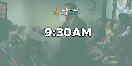 Richmond Hill Apostolic Church • Sunday Worship FIRST Service • 9:30AM tickets