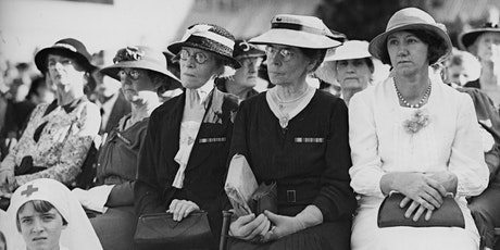 Anzac Square Memorial Galleries Talk Series: Our memorials to and by women tickets
