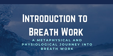 Introduction to Breath Work tickets