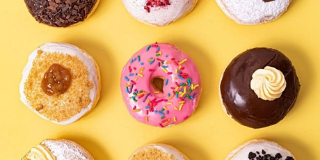 Doughnut Decorating with Walker's Doughnuts tickets