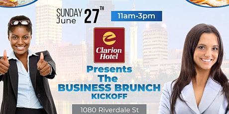 The Business Brunch Kickoff tickets