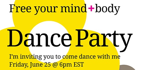 Mind + Body Dance Party tickets