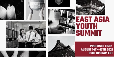 East Asia Youth Summit tickets