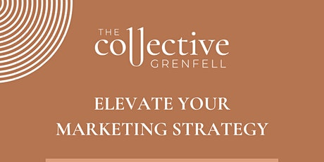 Elevate Your Marketing Strategy tickets