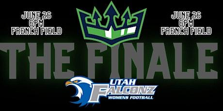 Seattle Majestics vs Utah Falconz tickets