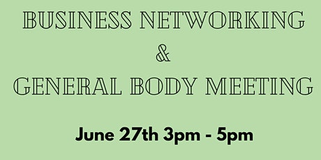 Umu Omenala General Body Meeting and Business Networking Event tickets