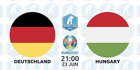 Germany vs Hungary   UEFA EURO 2020 in Madrid entradas