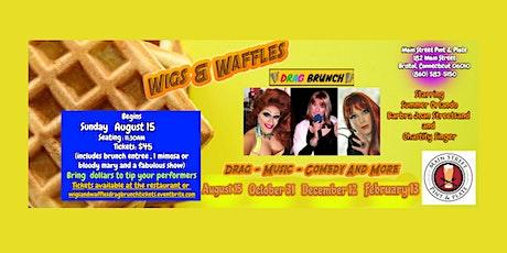 Wigs & Waffles Drag Brunch tickets