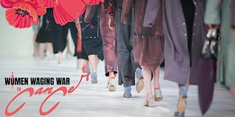 Women Waging War on Cancer Fashion, Bubbles & Brunch tickets