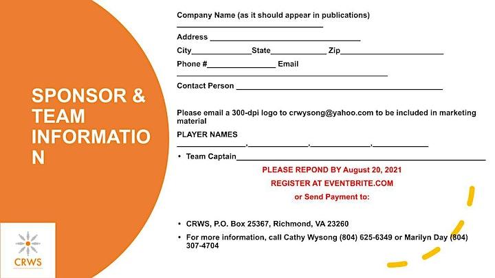 Annual Invitational Golf Tournament Fundraiser image