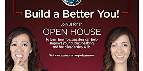 Cartersville Toastmasters Open House (Virtual) tickets