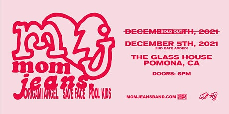 Mom Jeans - NIGHT TWO tickets