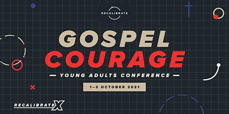 RECALIBRATE X Conference 2021 tickets