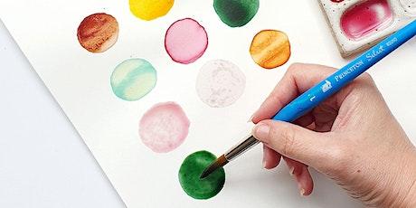 Natural Ink Making Workshop tickets