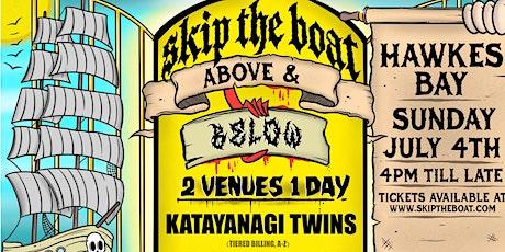 Above & Below Festival '21 tickets