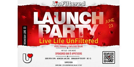 Launch Party for New App with DJ Ruckus tickets