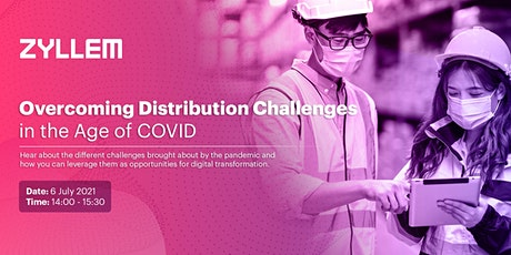 Overcoming Distribution Challenges in the Age of COVID tickets