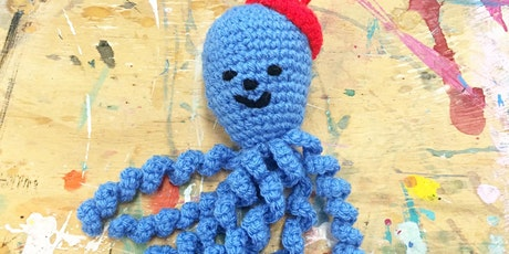 Crochet for intermediate: Amigurumi Octopus tickets