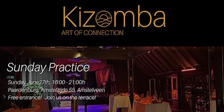 Kizomba Sunday Practice 3e Edition tickets