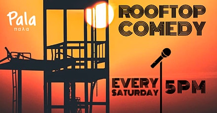 Rooftop Comedy #2.4 - Walking on Sunshine! Tickets