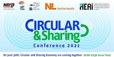 Circular & Sharing Conference 2021 tickets