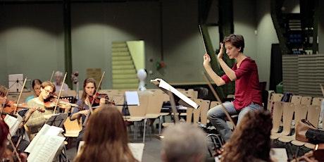 """Cecilia Castagneto - Dirigentin und  Projektleiterin  """"Frauen im Schatten"""" Tickets"""