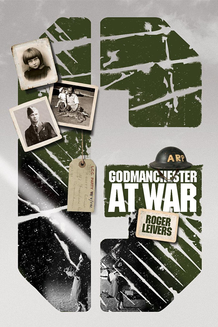 Arts Alive - Godmanchester at War - A talk and Q&A  event by Roger Leivers image