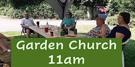Garden Church tickets
